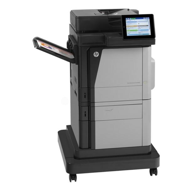 Color LaserJet Enterprise Flow MFP M 681 dh