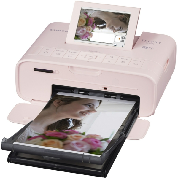 Selphy CP 1300 pink