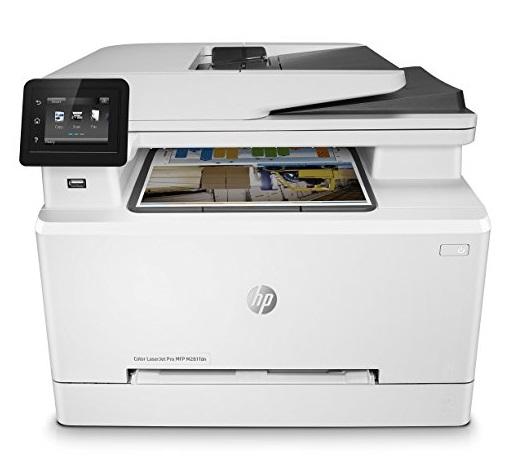 Color LaserJet Pro MFP M 281 fdn