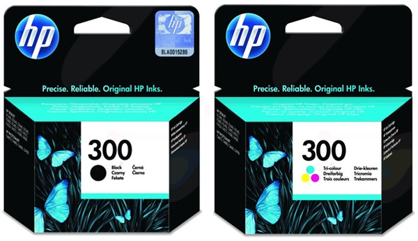 Druckertinte für HP300 und HP301