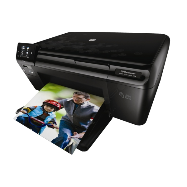 PhotoSmart e-All-in-One D 110 Series