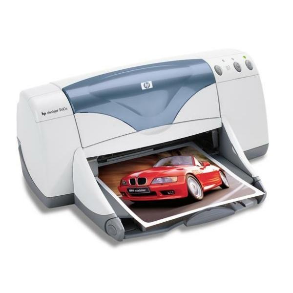 DeskJet 960 Druckerserie