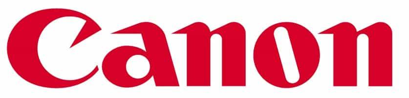 Canon Logo für Druckerpatronen
