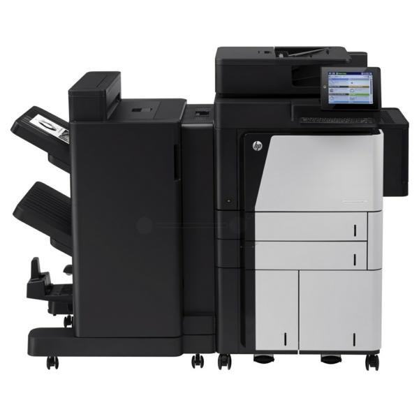 LaserJet Enterprise flow MFP M 830 z