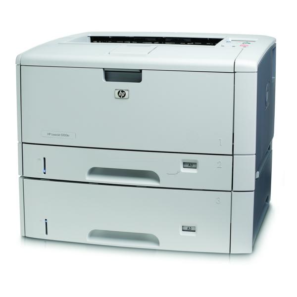 LaserJet 5200 DTN