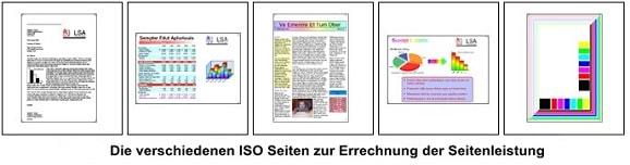 ISO Seiten für Seitenreichweite
