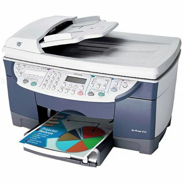 OfficeJet D 130 Series