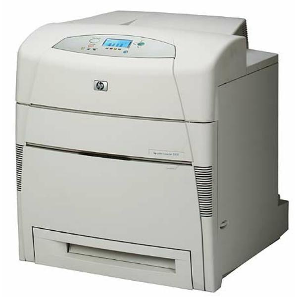 Color LaserJet 5500