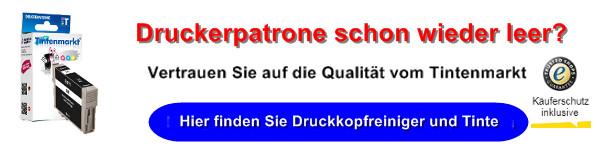blogbanner-Druckertinte