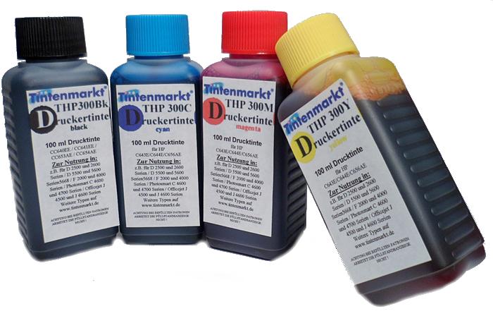 Druckertinte für Epson Druckerpatronen