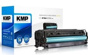 Toner für HP Drucker von KMP
