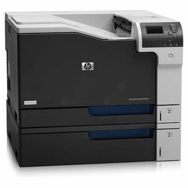 Color LaserJet Enterprise CP 5500 Series