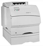 Lexmark Laserdrucker Optra E