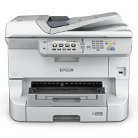 Druckerpatronen für Epson Workforce PRO WF-8510 DWF