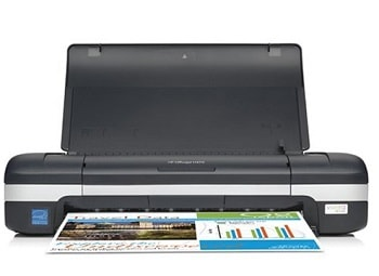 HP Officejet-H Drucker