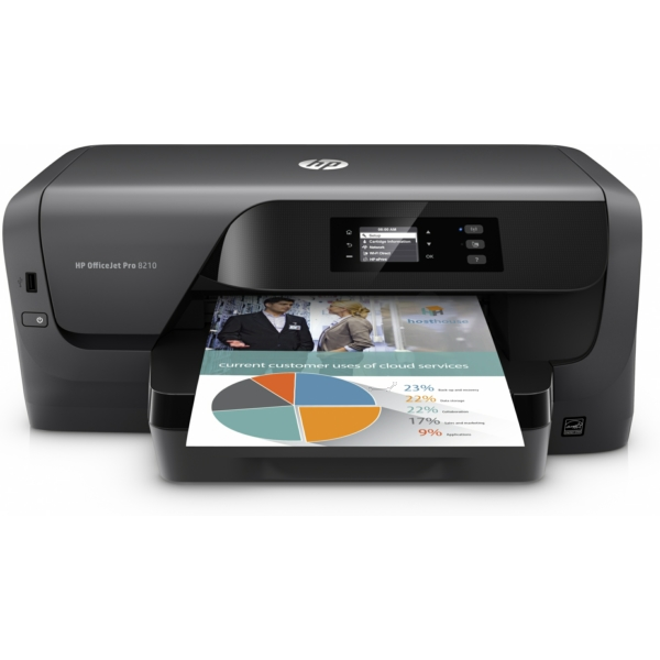 OfficeJet Pro 8200 Series