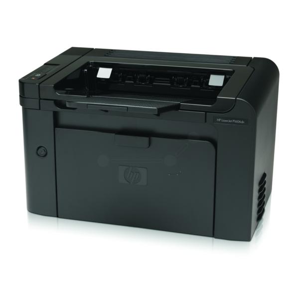 LaserJet Professional P 1600 Series