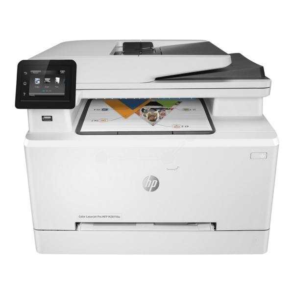 Color LaserJet Pro MFP M 280 Series