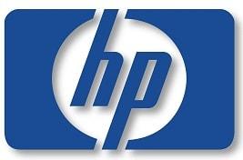 HP Logo für Druckerpatronen und Toner