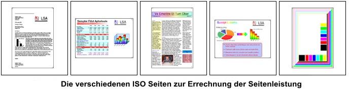 ISO Seioten für Seitenreichweite