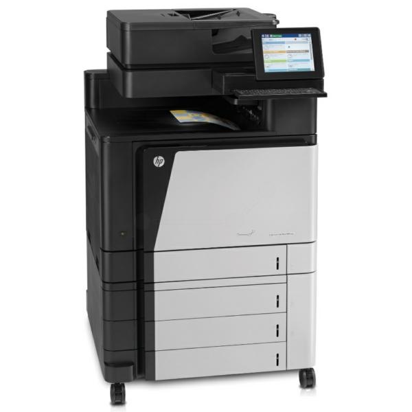 Color LaserJet Enterprise flow M 880 Series